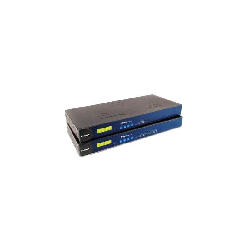 Serveur de ports série Moxa - NPort 5650-16-M-SC