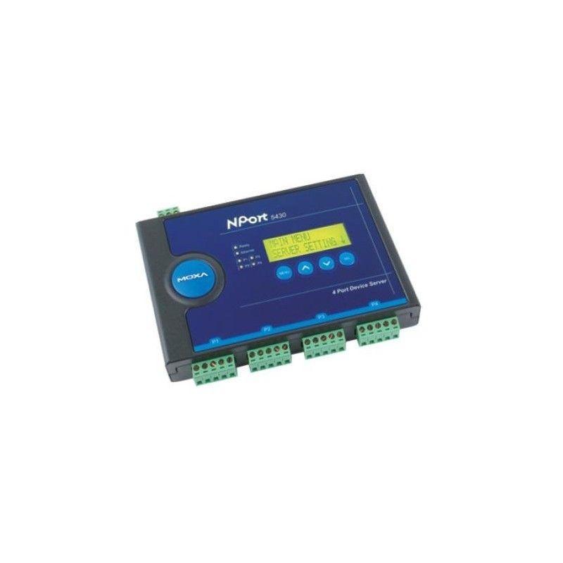 NPort 5430 w/ adapter