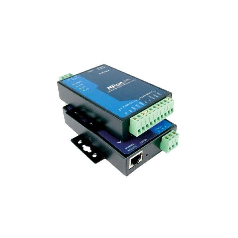 NPort 5232I w/ adapter