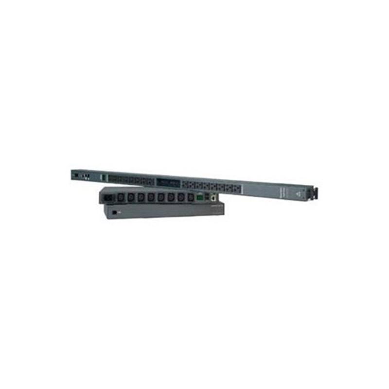REMOTE POWER MGR EXP 1U. 8-PORT. NEMA. 100-120VAC. ROHS