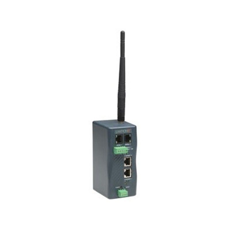 2 Port Wireless Industrial Automation Device Server
