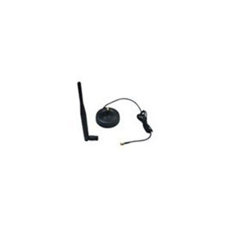 2.4/5.5GHz 2dBi dual-band antenna  RP-SMA(male) connector