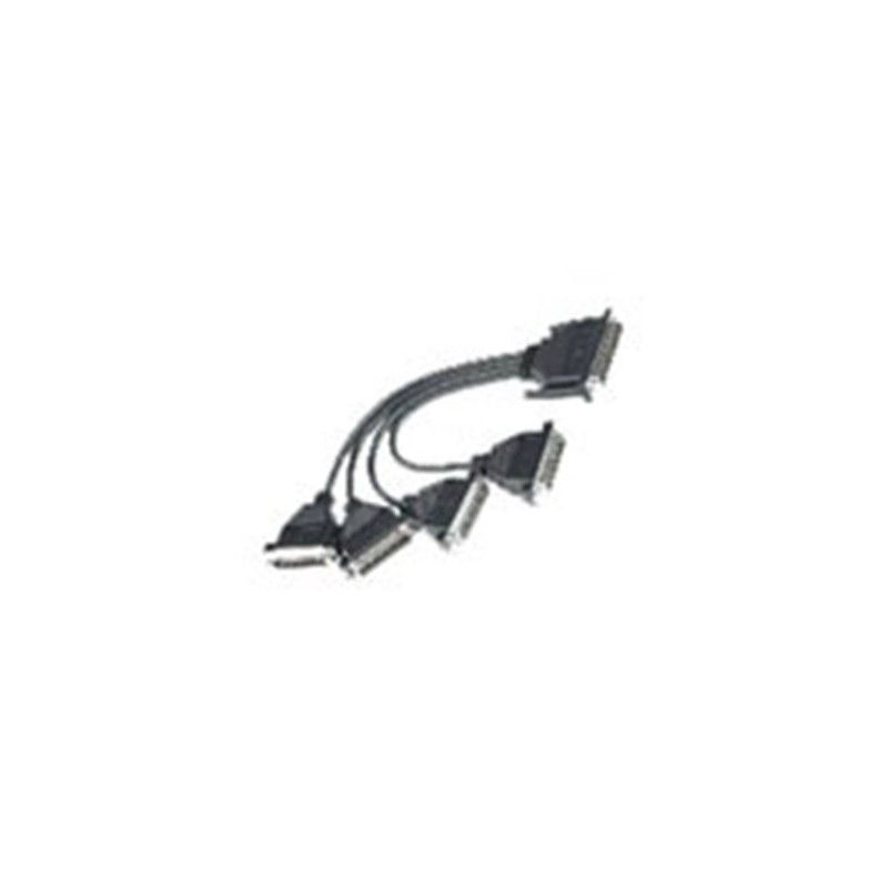 Cable/CBL-M68M9x8-100(SCSI VHDCI 68 male to 8-port DB9 male connecti