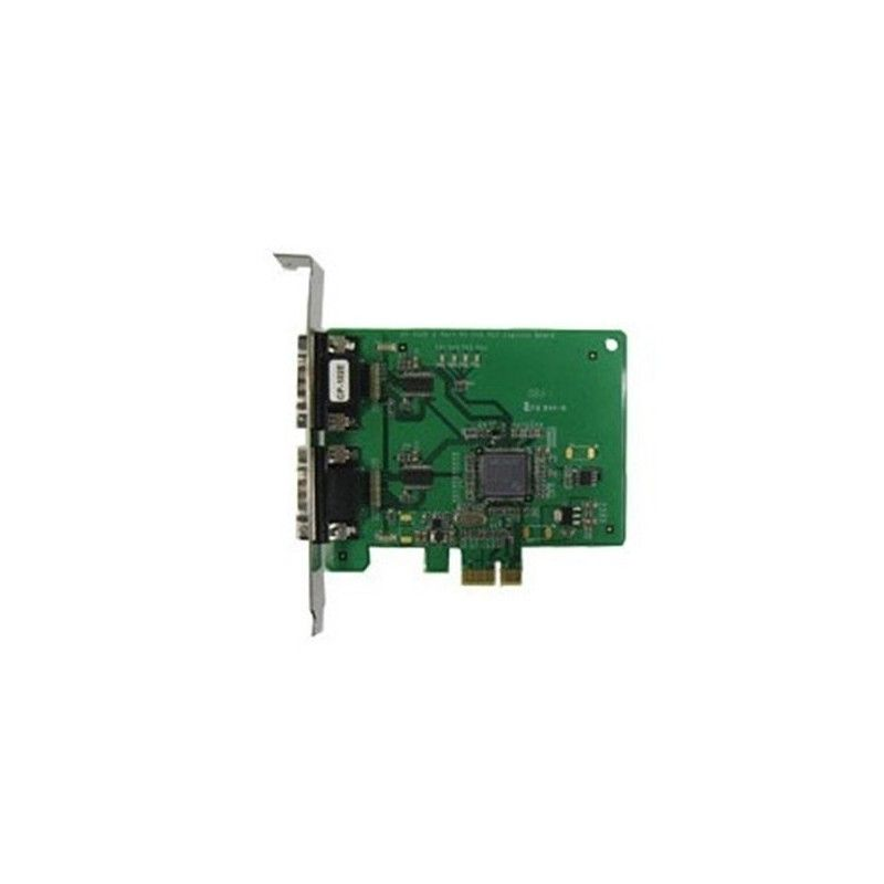 Cartes PCI Express intelligentes RS-232 e 2 ports