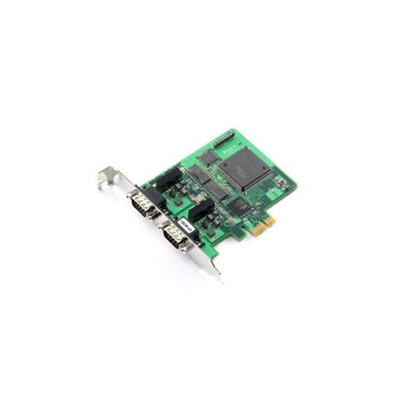 Carte PCI Express d'interface CAN 2 ports avec isolation 2 kV  0 to