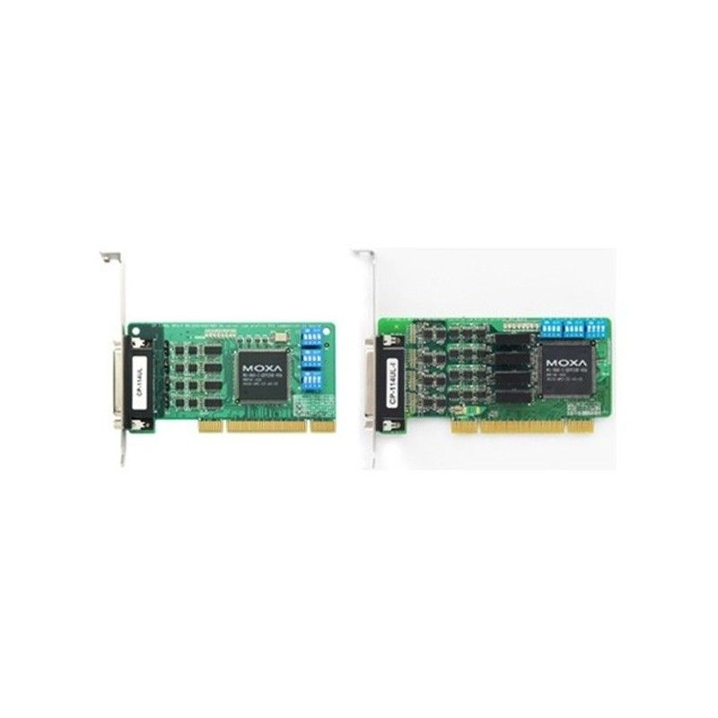 Carte serie PCI universel RS-232/422/485 e 4 ports avec isolatio