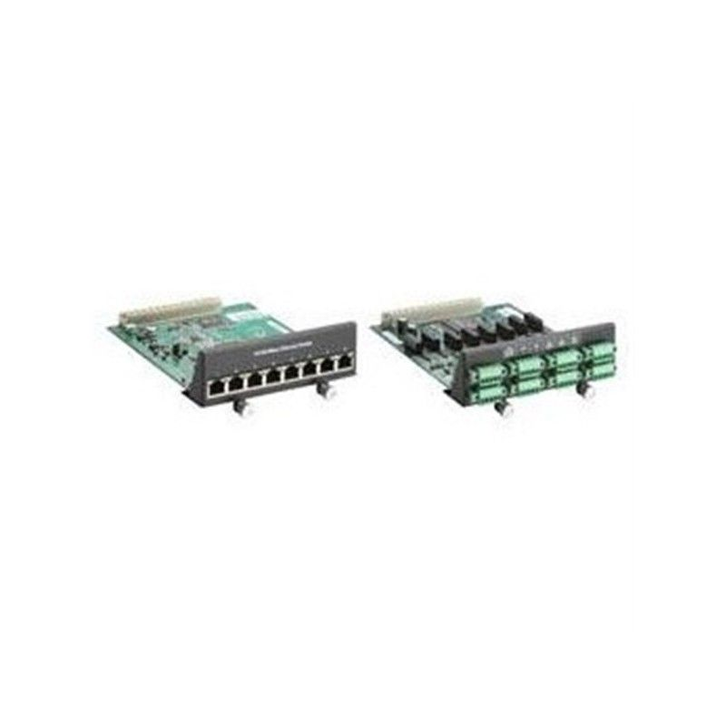 8 Port 10/100 Mbps Switch Module for DA Series