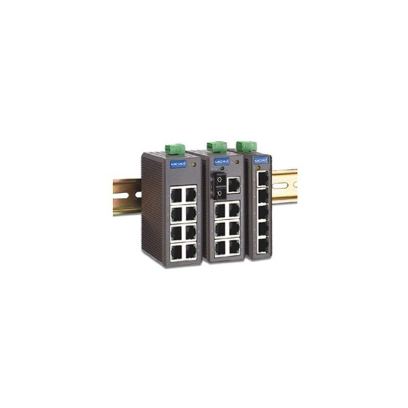 Commutateurs Ethernet non administrables de 8 10/100BaseT(X) ports