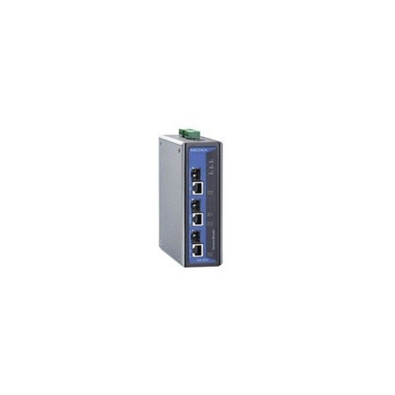 Pare-feu Gigabit industriel/Routeur VPN securise 3 combo 10/100/