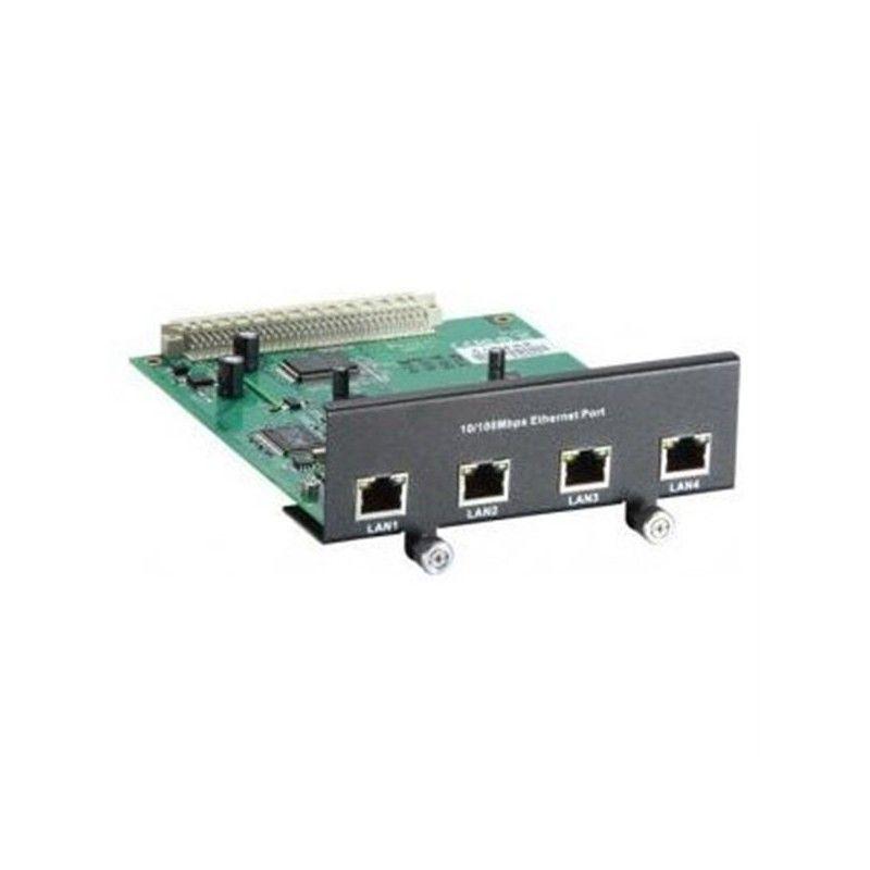 4 10/100 Mbps LAN Port Module for DA-682