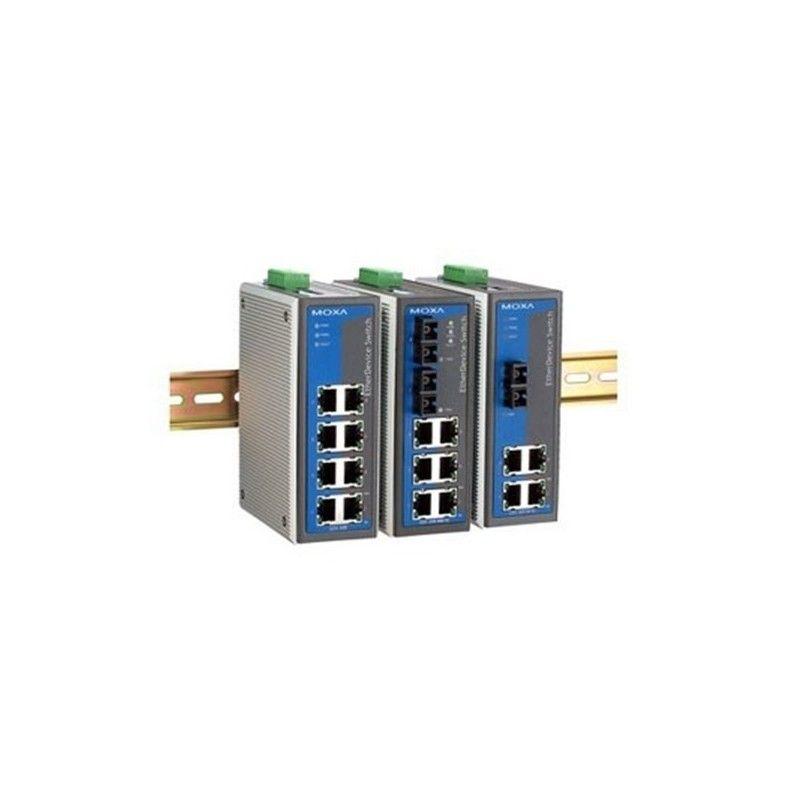 Commutateurs Ethernet non administrables de 4 10/100BaseT(X) ports