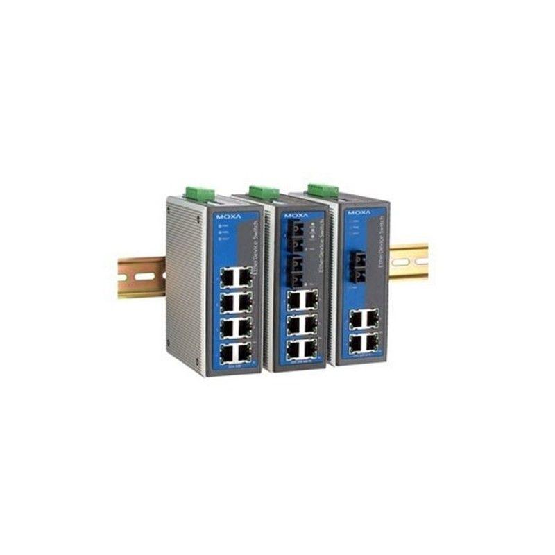 Commutateurs Ethernet non administrables de 4 10/100BaseT(X) ports