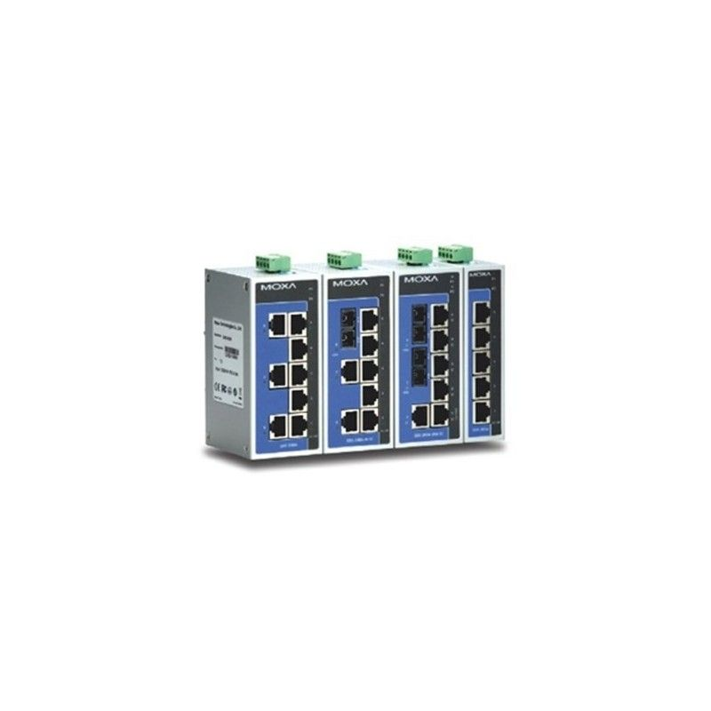 Commutateurs Ethernet non administrables 4 10/100BastT(X) ports  and