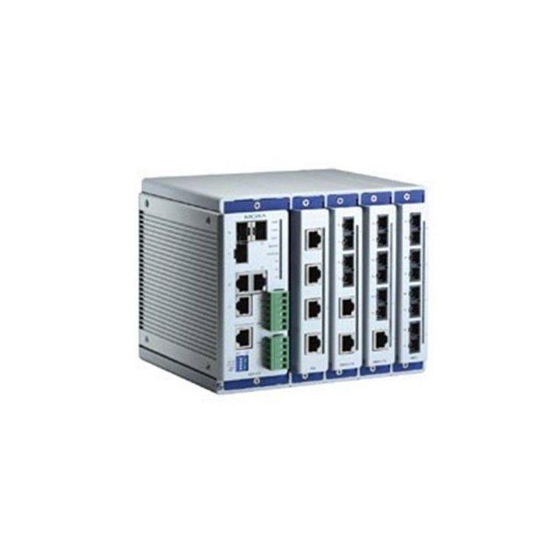 Commutateur Ethernet administrable modulaire compact de 4 slots for