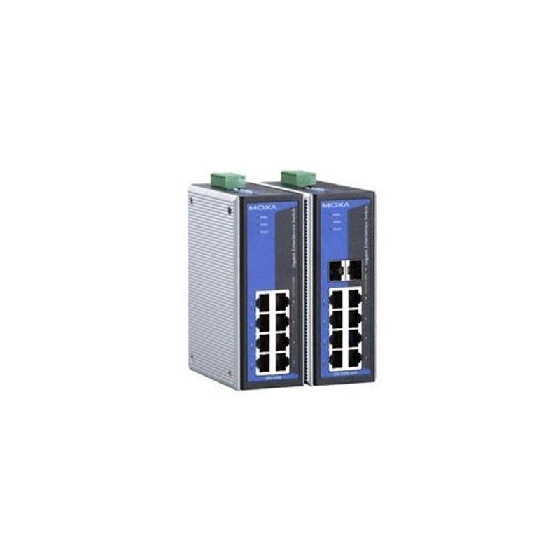 Commutateurs Ethernet Gigabit entierement non administrables de 6