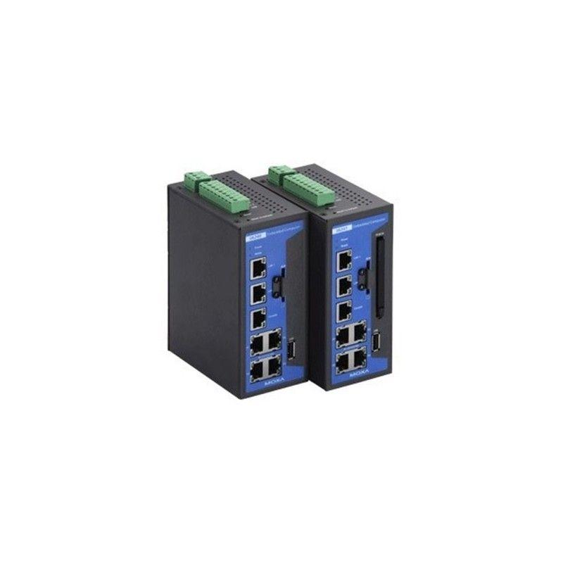 Ordinateurs industriels RISC avec 4 ports serie  4 canaux d'entrï¿