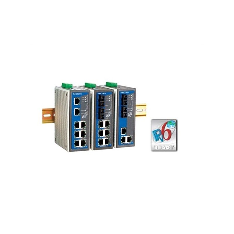 Entry-level Managed Industrial Ethernet Switch with 5 10/100BaseT(X)