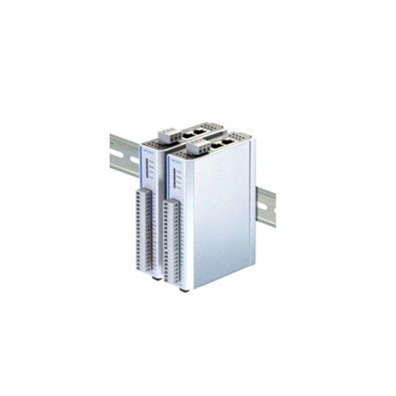 Acces e Distance d'E/S Ethernet avec un commutateur Ethernet e