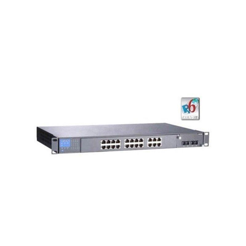 Commutateurs Ethernet Gigabit non administrables 22 ports 2G 22 10/1