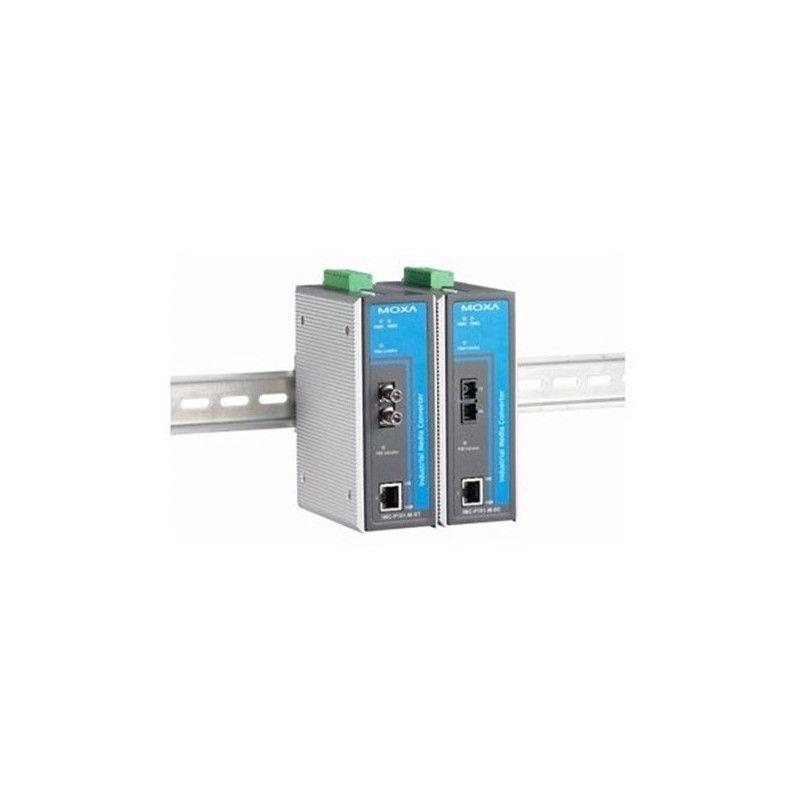 Convertisseurs de media Ethernet PoE / Fibre  certifies IEEE 802
