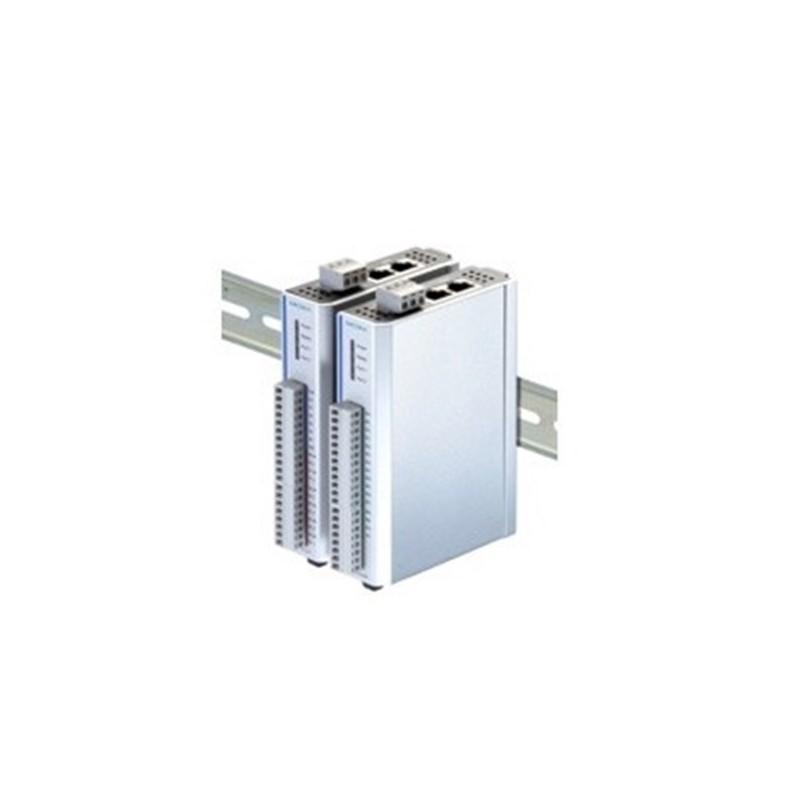 Acces e Distance d'E/S Ethernet avec un commutateur Ethernet 2 p