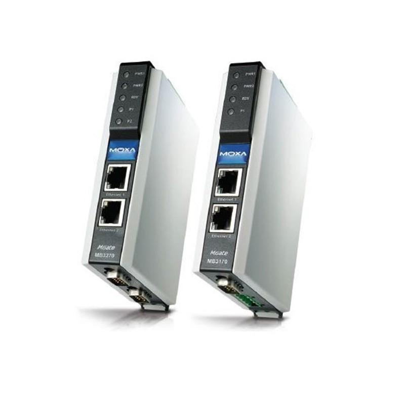 Passerelles Modbus avancees serie vers Ethernet 1 et 2 ports 2 P