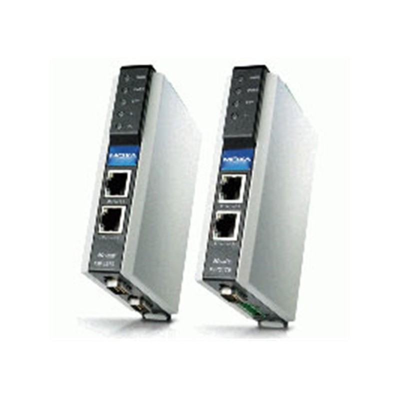 1 e 2 ports DF1 vers passerelles Ethernet/IP 1-port DF1 to EtherNe