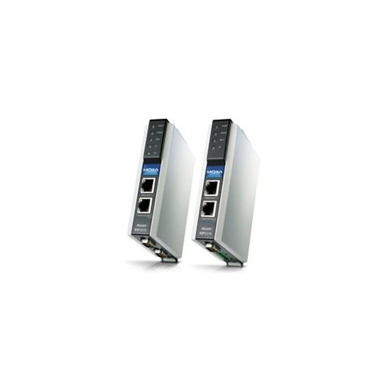1 e 2 ports DF1 vers passerelles Ethernet/IP 2-port DF1 to EtherNe