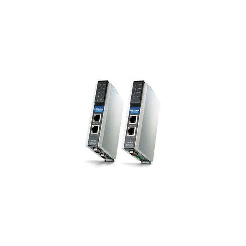 Passerelles Modbus avancees serie vers Ethernet 1 et 2 ports 1 P