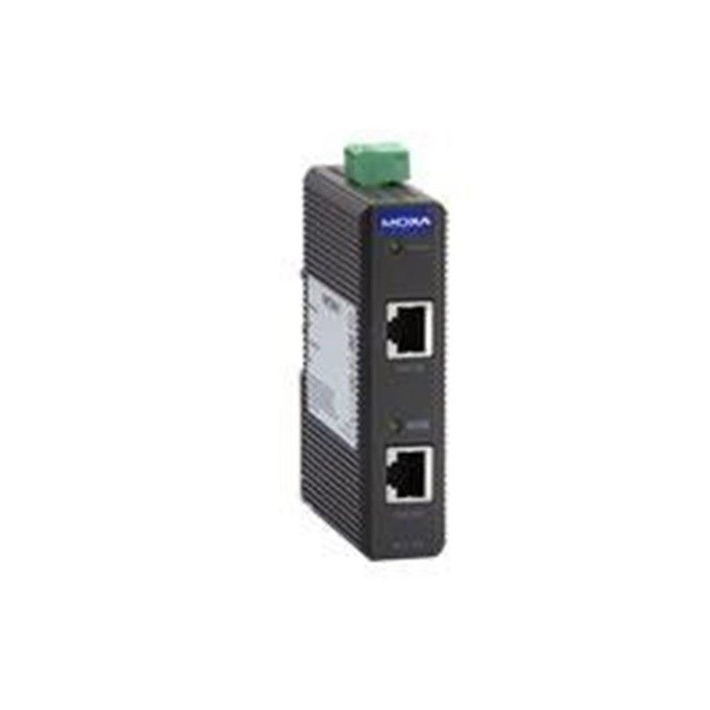 Industrial IEEE802.3af/at PoE injector  maximum output of 30W at 24/