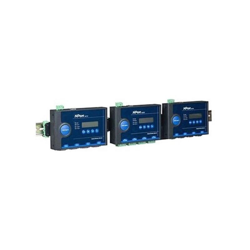 Serveur de peripheriques serie RS-232/422/485 4 ports  10/100M