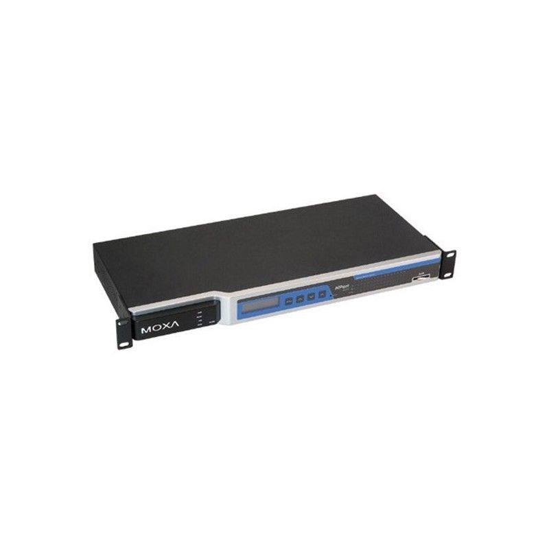 Serveurs de terminaux en rack RS-232/422/485 8 ports RS-232 secure d