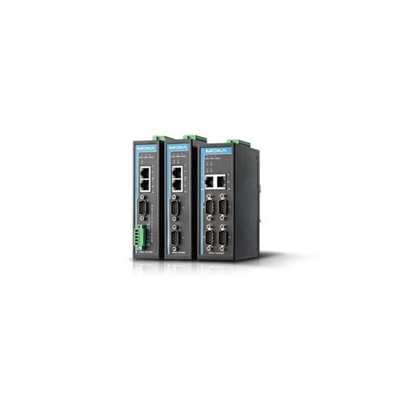 Serveurs peripheriques serie 1  2 et 4 ports pour l'automatisa