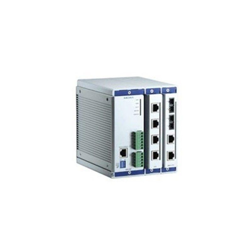 Commutateur Ethernet administrable modulaire compact serie e  2