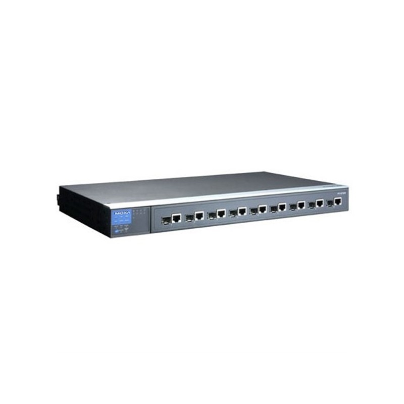 Commutateurs Ethernet Gigabit entierement administrables e ports