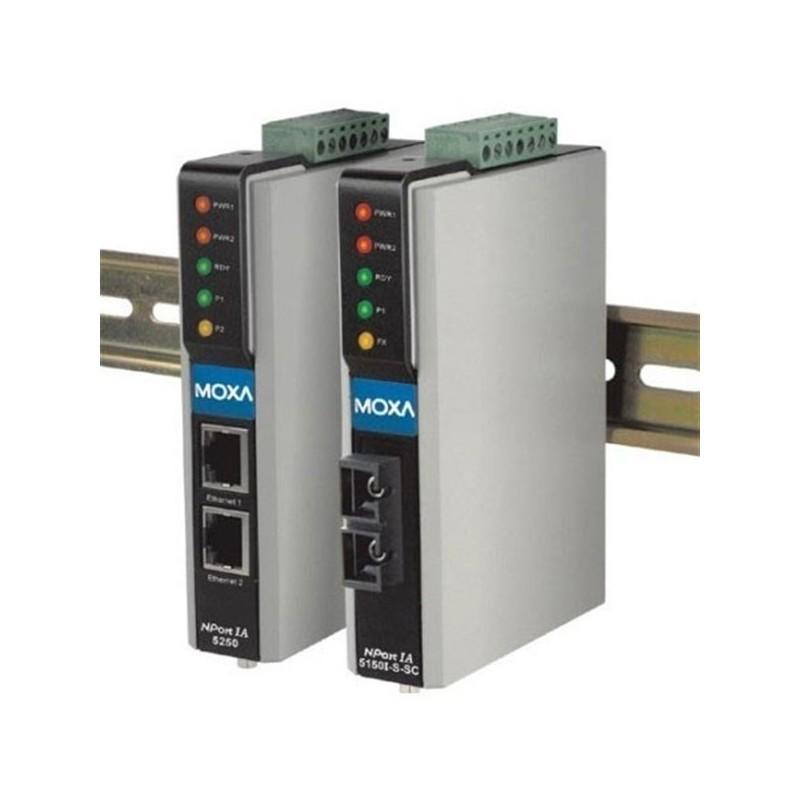 Serveurs de peripheriques serie 1 et 2 ports pour automatisati