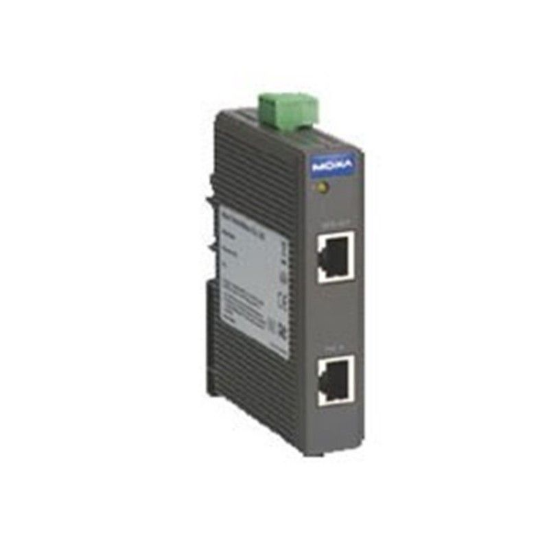 Industrial IEEE802.3af PoE splitter  Maximum output of 12.95W at 24