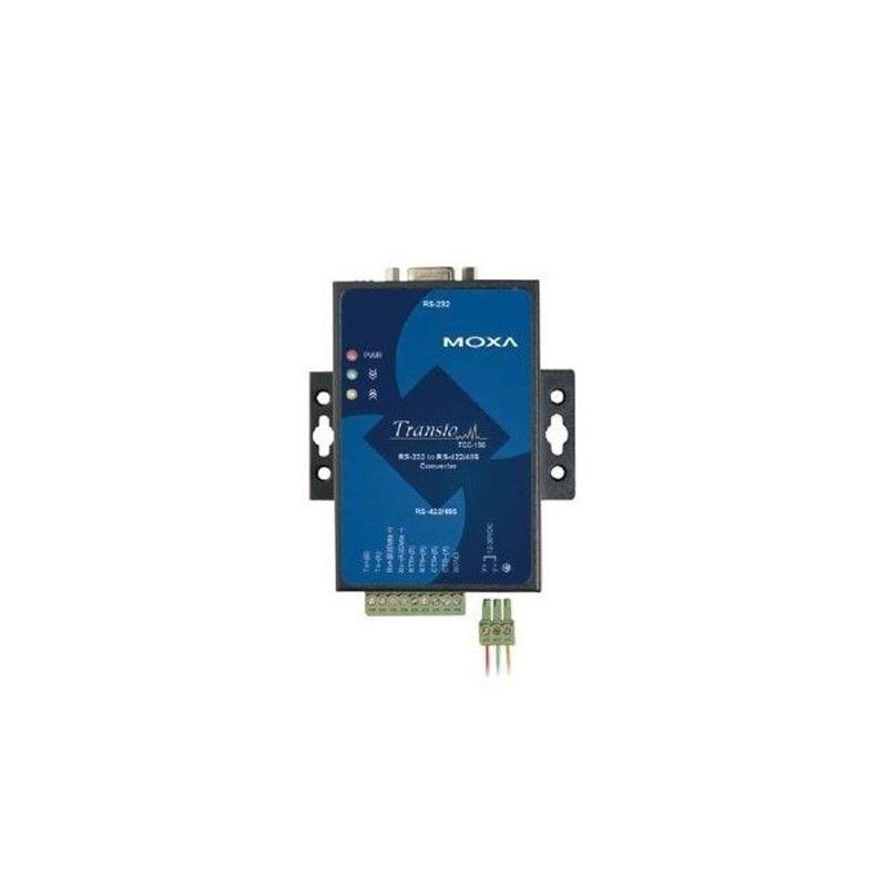 Convertisseurs industriels RS-232 vers RS-422/485 avec isolation 2 k