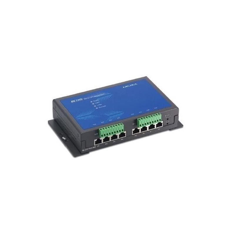 Ordinateurs d'acquisition de donnees RISC avec 8 ports serie IXP