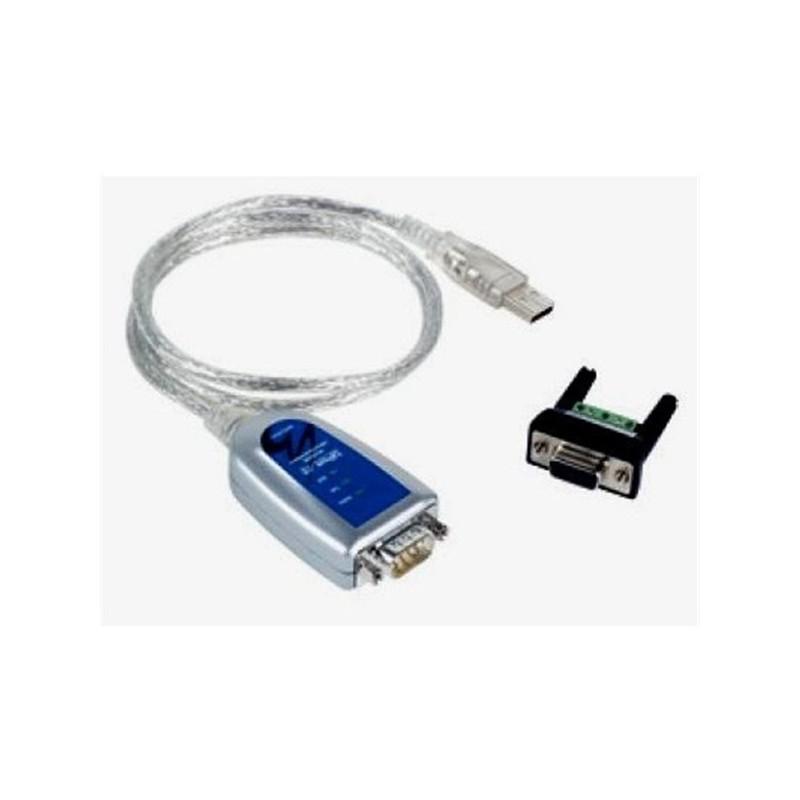 Convertisseurs USB vers serie RS-422/485 1 port  w/ Isolation