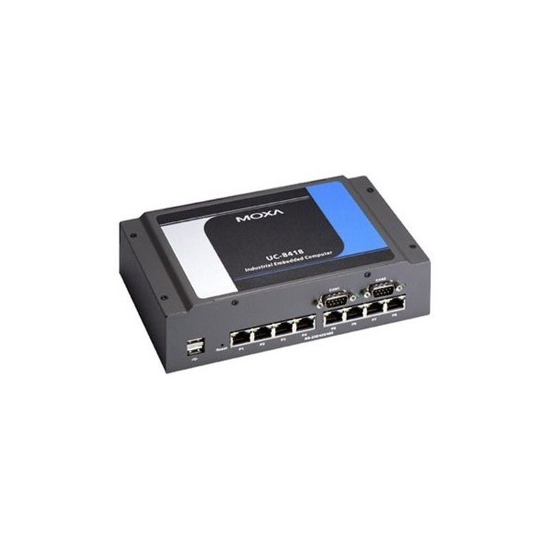 Ordinateurs embarques industriels RISC avec 8 ports serie  3 rï¿