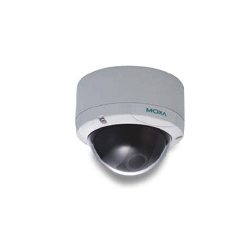 Fixed Dome IP camera for outdoors with 1/3 Exview camera sensor an