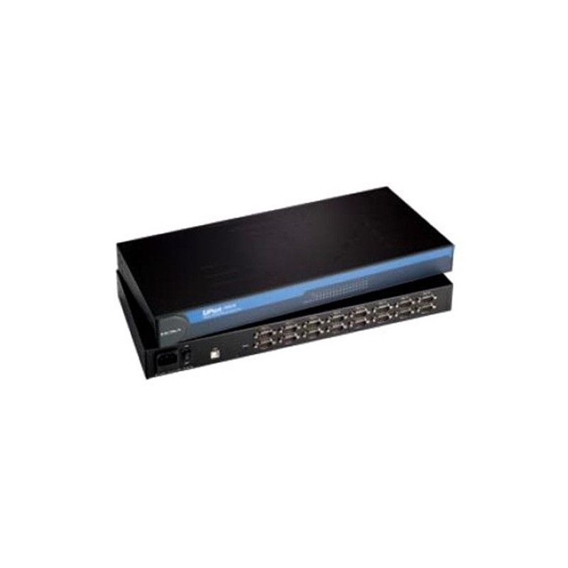 Convertisseurs USB vers serie RS-232 16 ports
