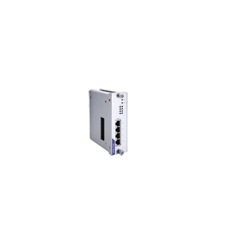 4-port RS-232/422/485 device server module with 2KV isolation protec