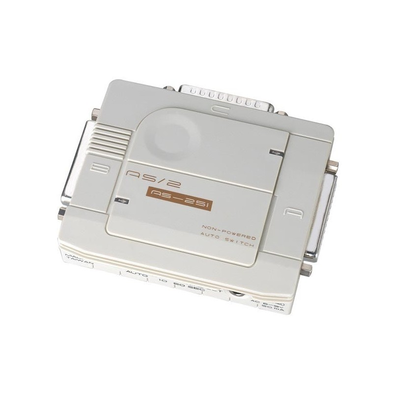 Auto Switch (2 to 1) RS232