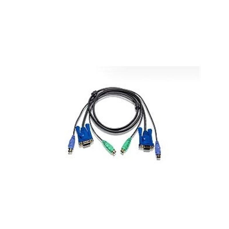 cable PS/2 (cote PC) pour PC PS/2 - 3m