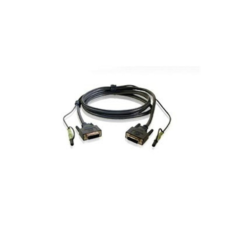 cable KVM DVI-D pour splitter video VS162_VS164 - 1.8m