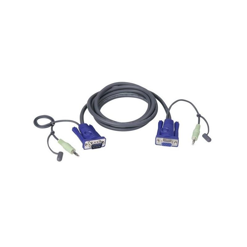 cable VGA/Audio pour switch video Matrix
