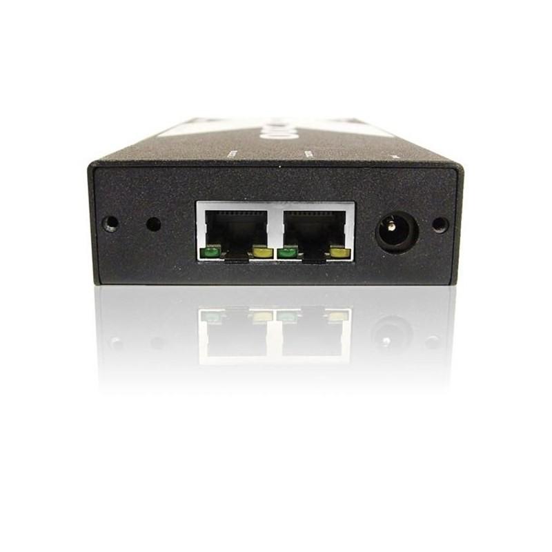 Recepteur KVM 300 metres VGA audio reglage skew clavier souris USB