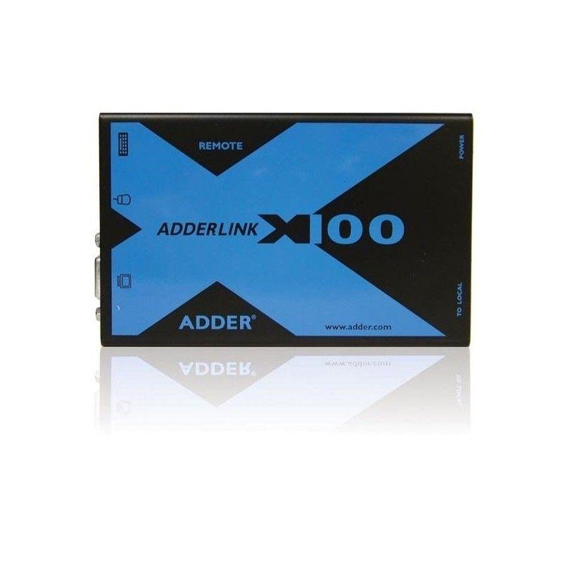 Deport KVM 100 metres VGA clavier souris USB sur cable cat5